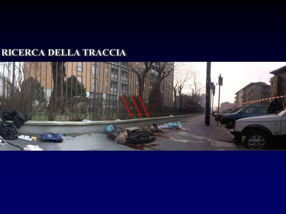 RICERCA DELLA TRACCIA
