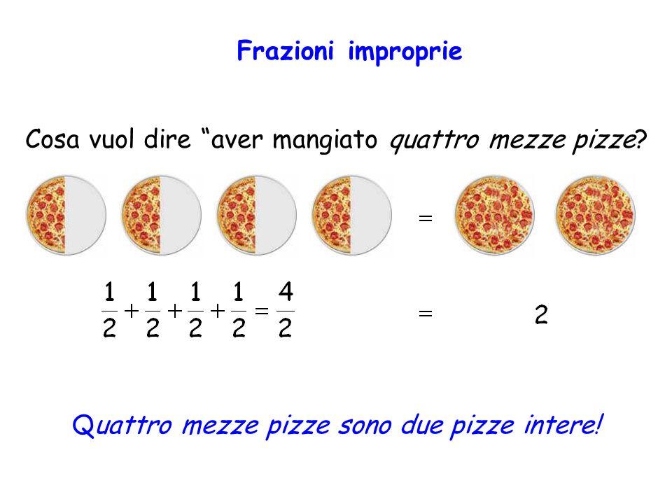 Cosa vuol dire aver mangiato quattro mezze pizze