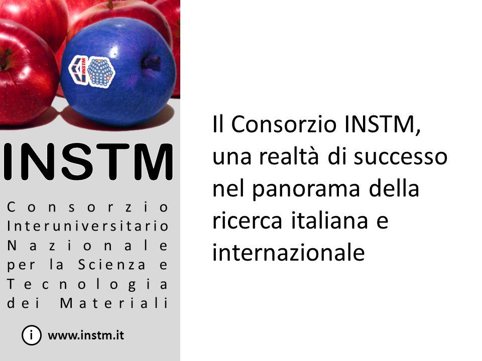 Il Consorzio INSTM, una realtà di successo nel panorama della ricerca italiana e internazionale