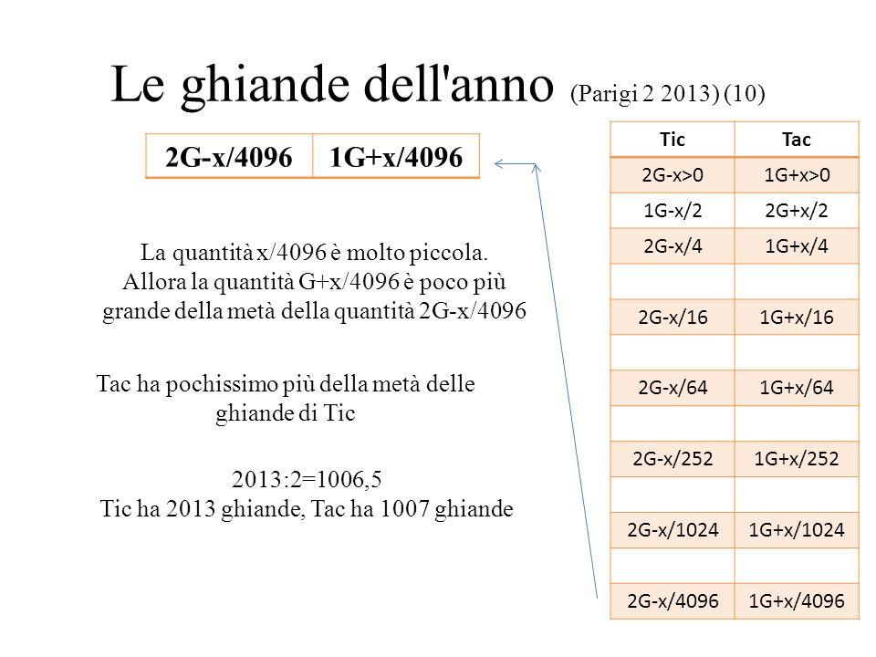 Le ghiande dell anno (Parigi 2 2013) (10)