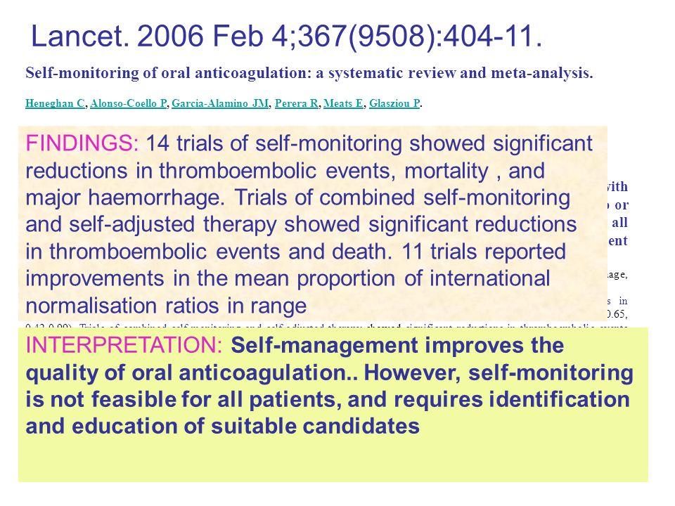 Lancet. 2006 Feb 4;367(9508):404-11.