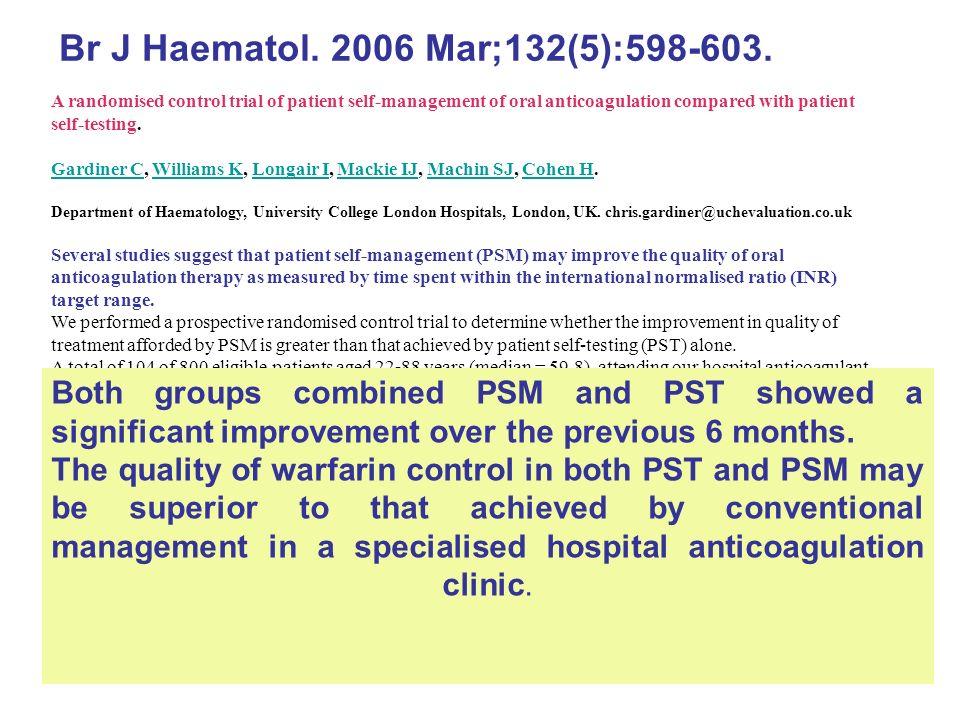 Br J Haematol. 2006 Mar;132(5):598-603.