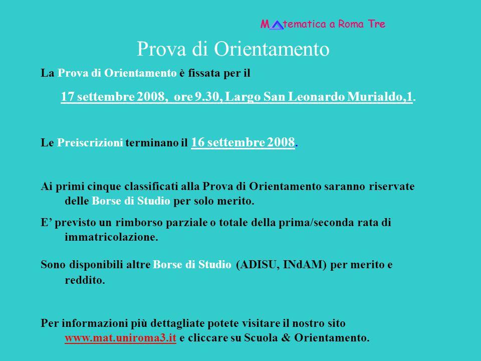 17 settembre 2008, ore 9.30, Largo San Leonardo Murialdo,1.