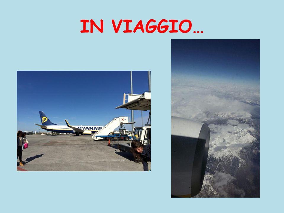 IN VIAGGIO…