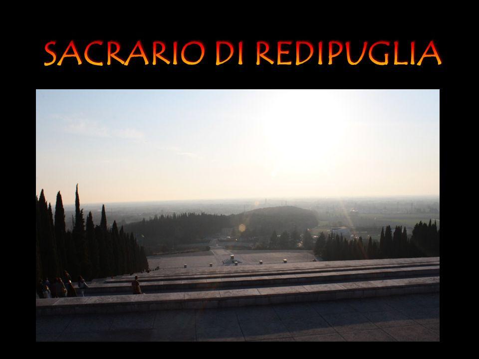 SACRARIO DI REDIPUGLIA