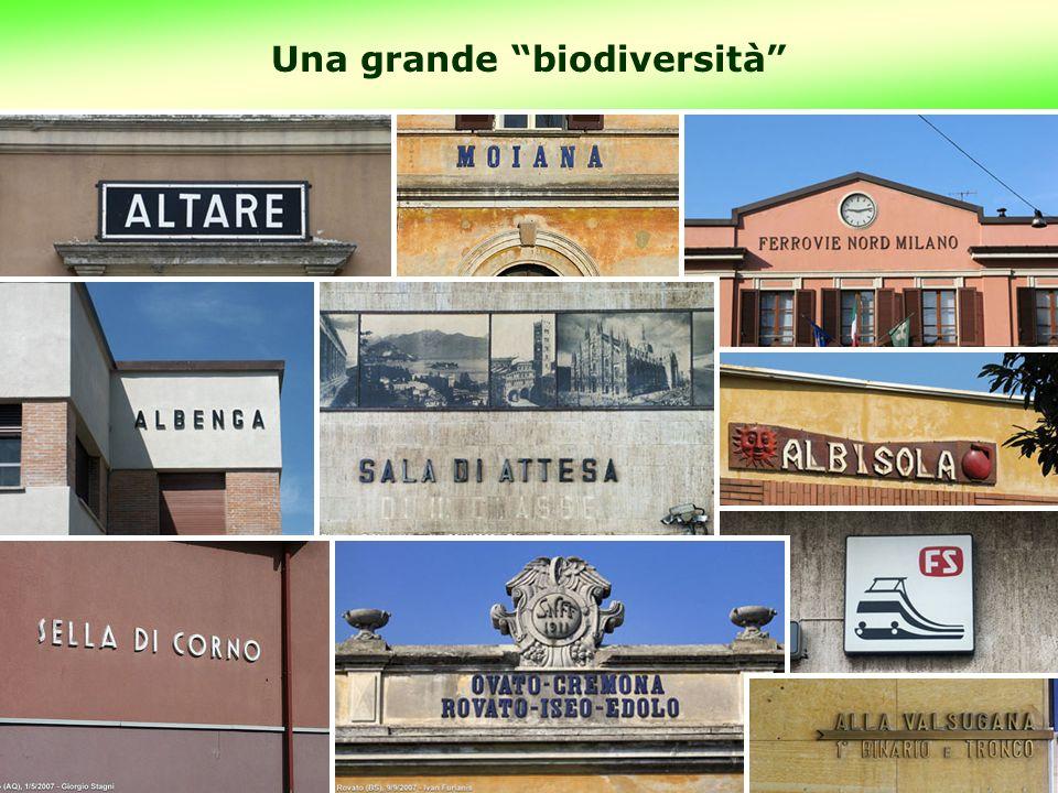Una grande biodiversità