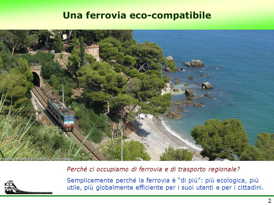 Una ferrovia eco-compatibile