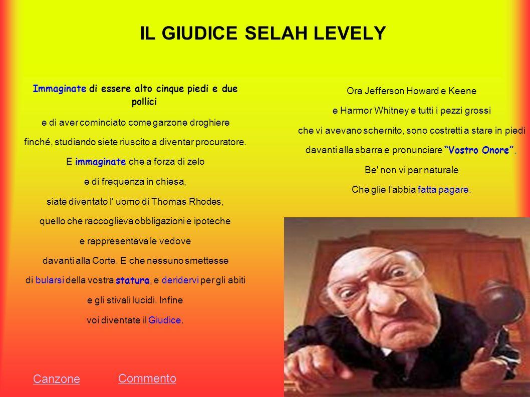 IL GIUDICE SELAH LEVELY