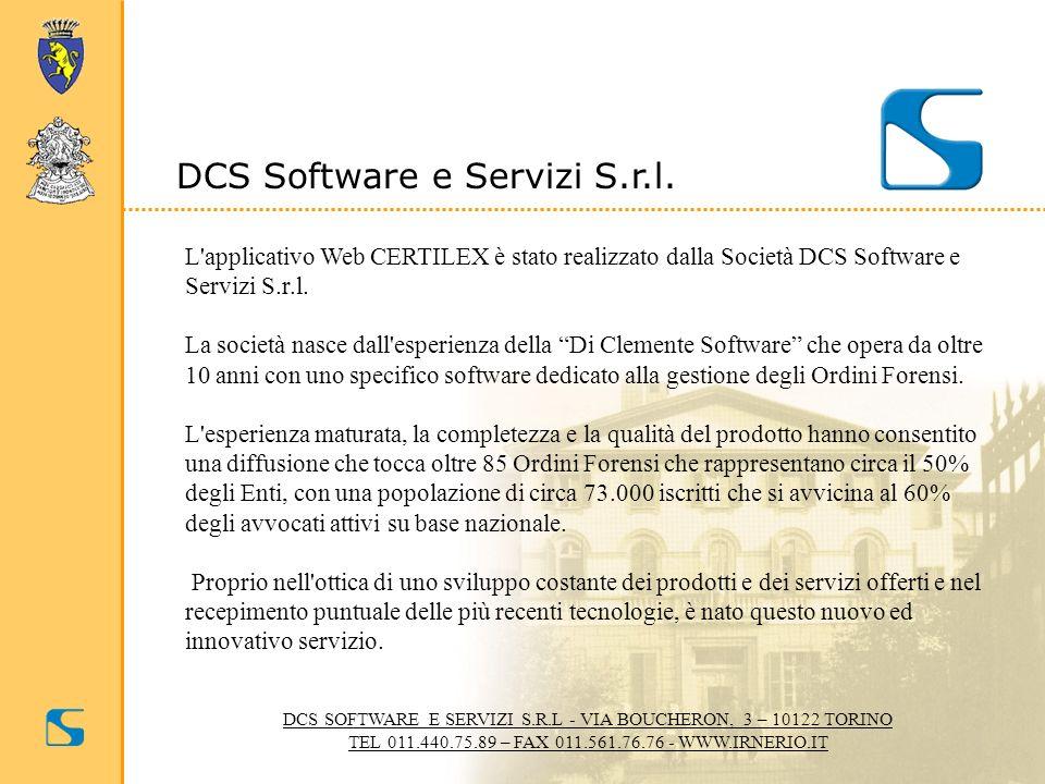 DCS Software e Servizi S.r.l.