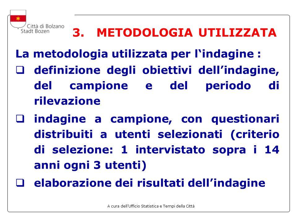 3. METODOLOGIA UTILIZZATA
