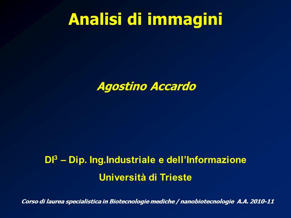 DI3 – Dip. Ing.Industriale e dell'Informazione