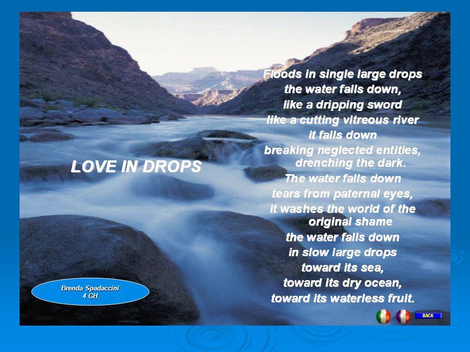 LOVE IN DROPS Brenda Spadaccini 4 GH