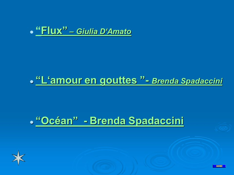 Flux – Giulia D'Amato
