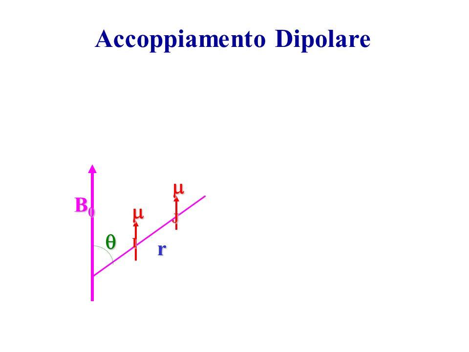 Accoppiamento Dipolare