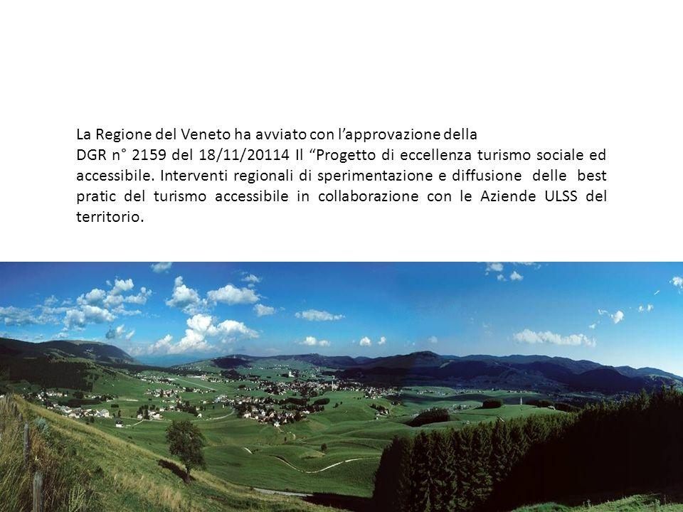 La Regione del Veneto ha avviato con l'approvazione della