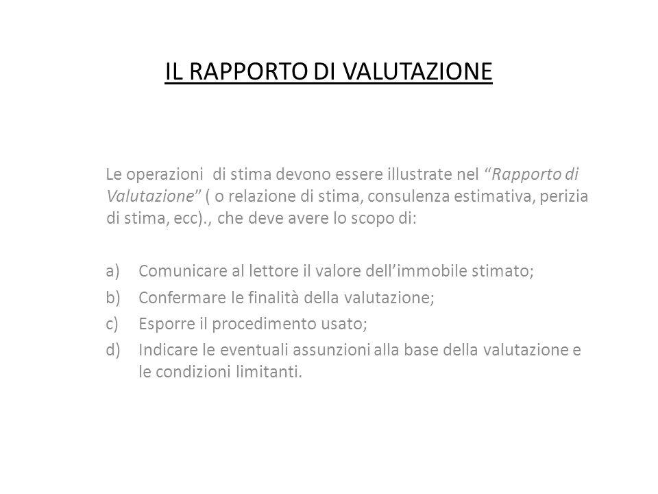 Principi di stima secondo gli ivs ppt video online scaricare - Perizia valore immobile ...