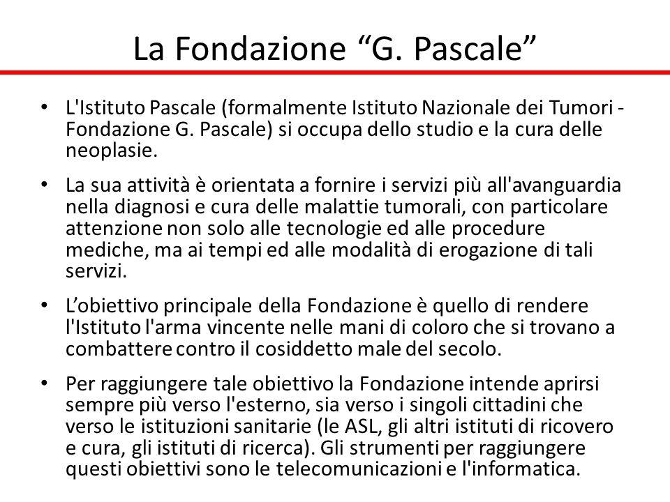 La Fondazione G. Pascale
