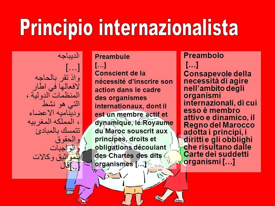 Principio internazionalista