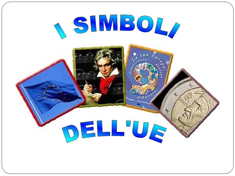 I SIMBOLI DELL UE