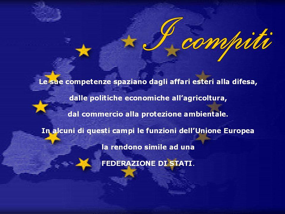 I compiti Compiti UE