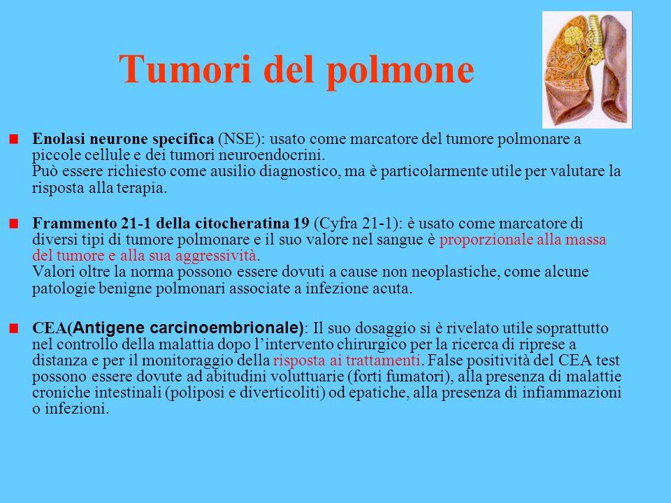Tumori del polmone
