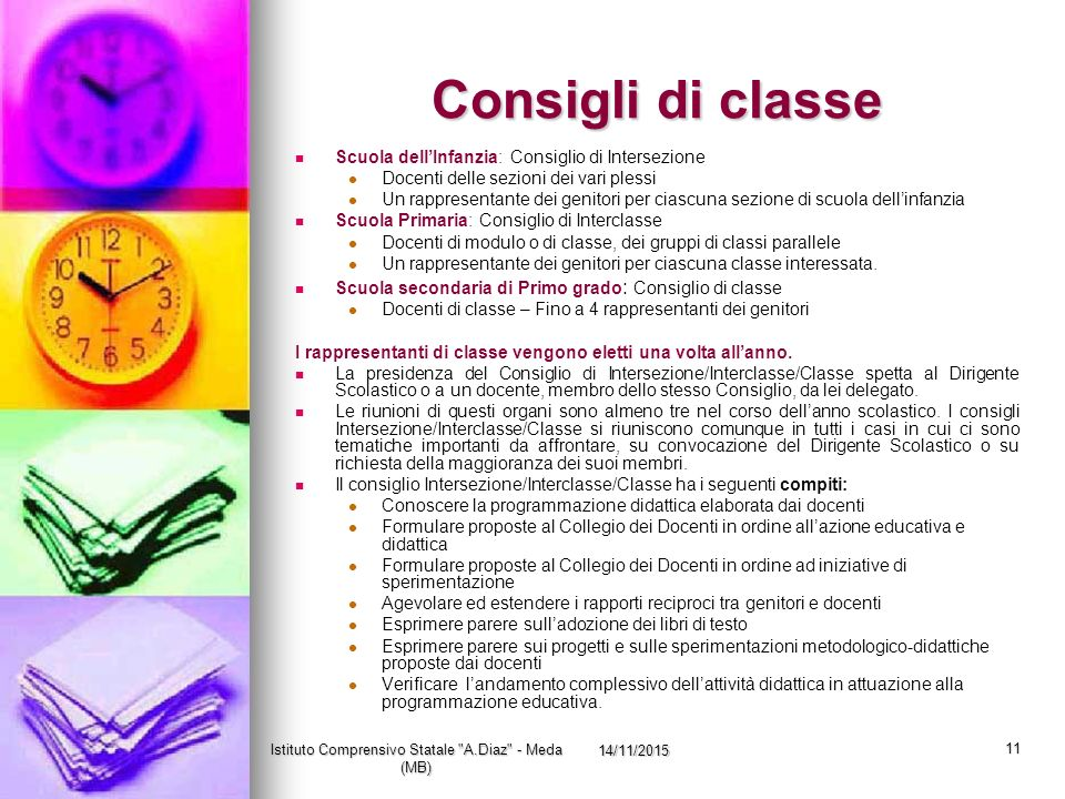 Istituto Comprensivo Statale A.Diaz - Meda (MB)