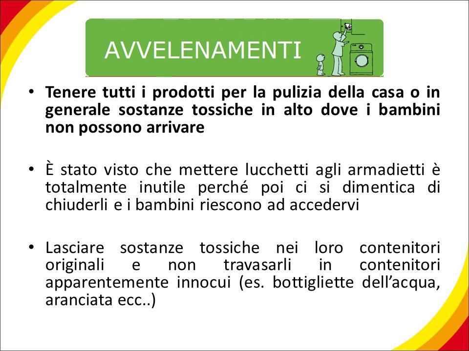 Incidenti in eta pediatrica ppt video online scaricare - Prodotti ecologici per la pulizia della casa ...