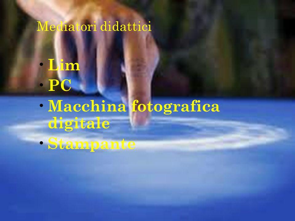 Macchina fotografica digitale Stampante