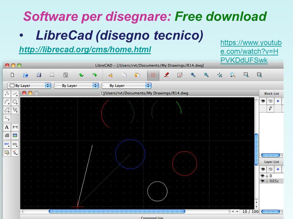 Programma disegno tecnico free download francepriority for Programma di disegno software