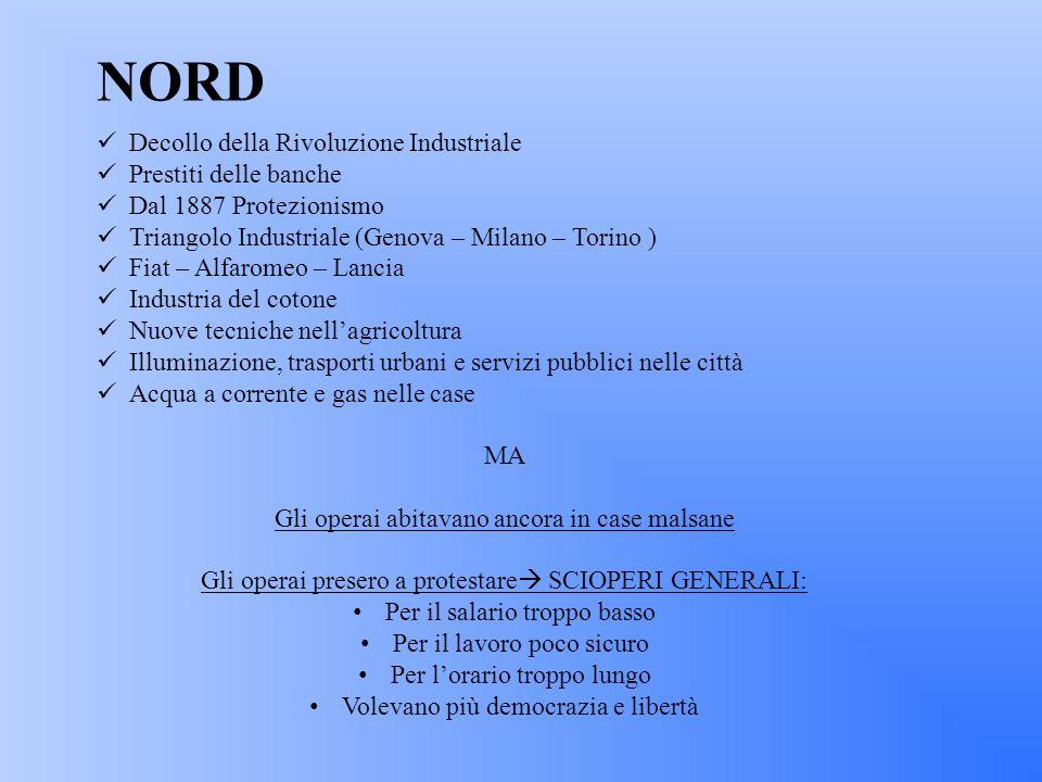 Et giolittiana ppt video online scaricare - Porta portese lavoro lungo orario ...