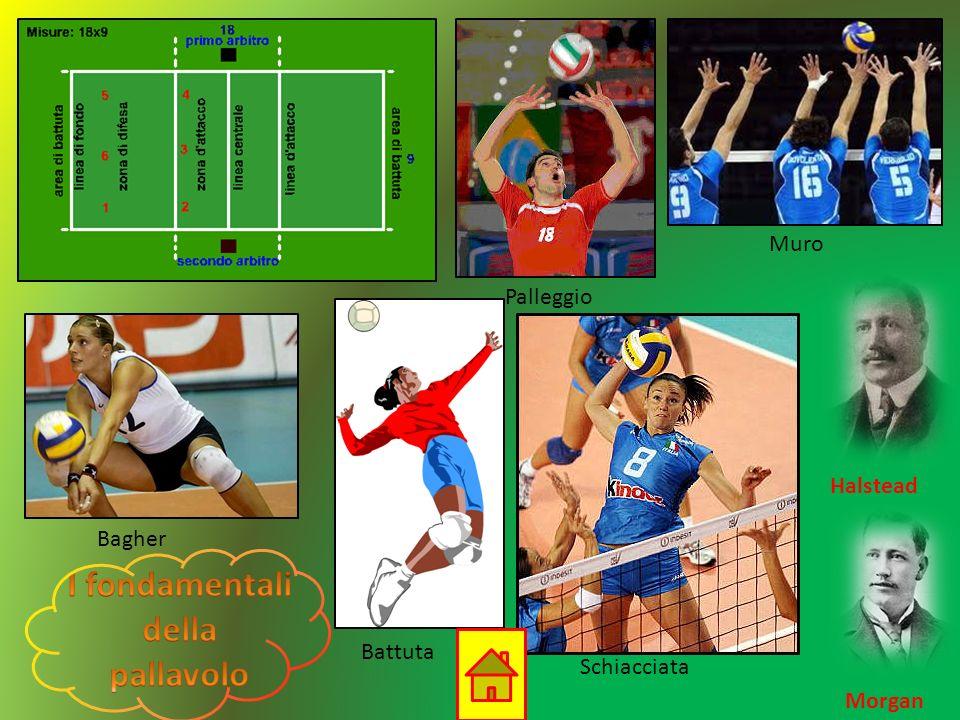 I fondamentali della pallavolo