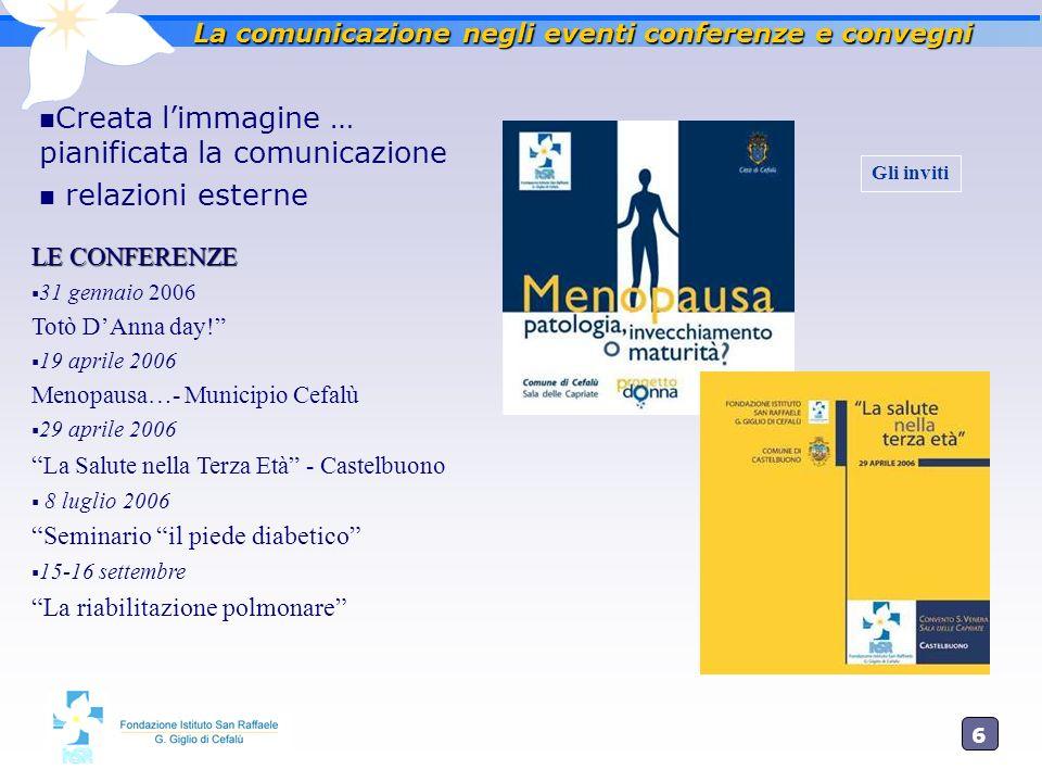 La comunicazione negli eventi conferenze e convegni