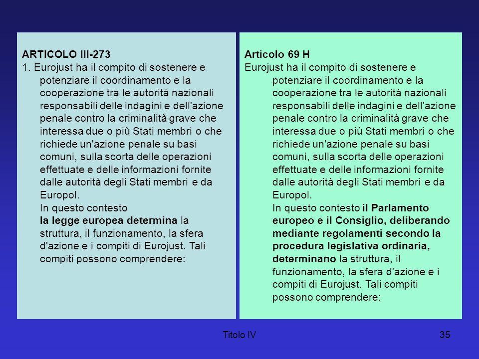 ARTICOLO III-273