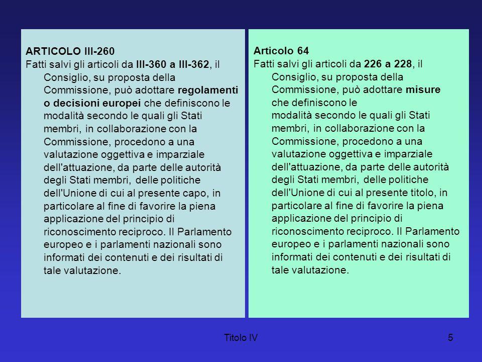 ARTICOLO III-260