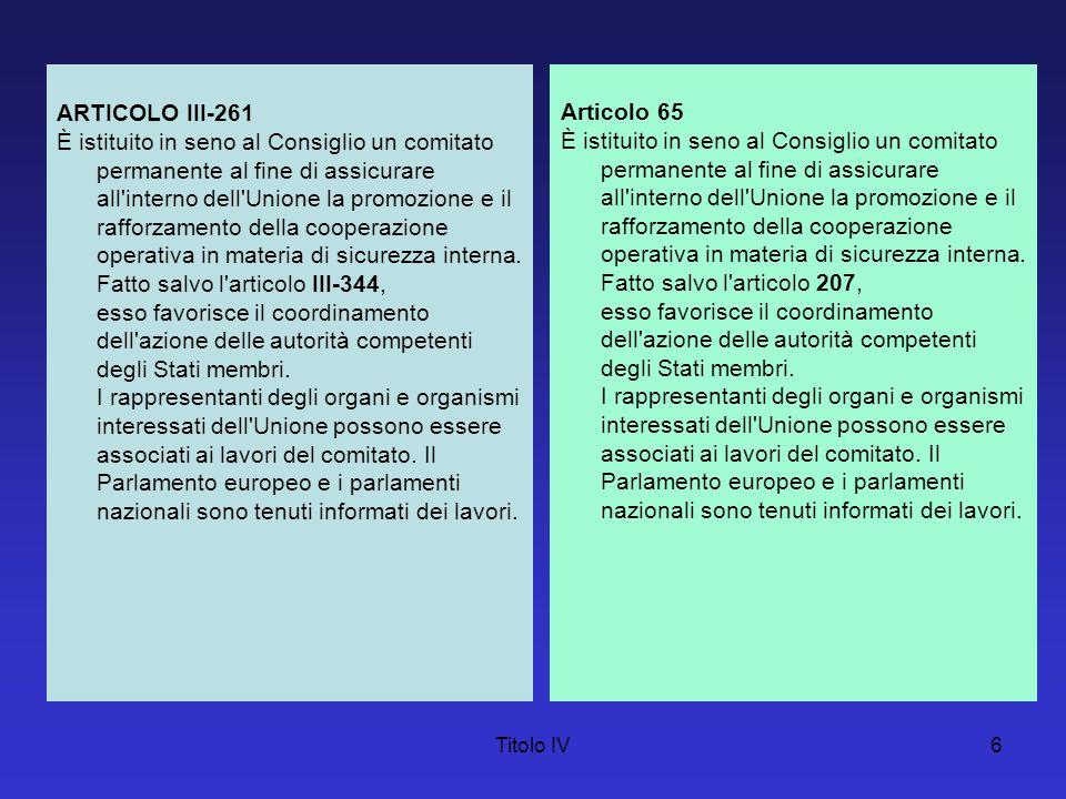 ARTICOLO III-261