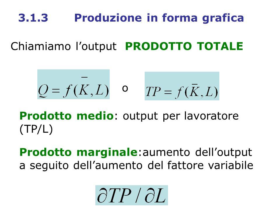 3.1.3 Produzione in forma grafica