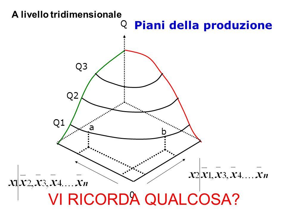 3 la teoria dell impresa ppt scaricare for Piani di produzione