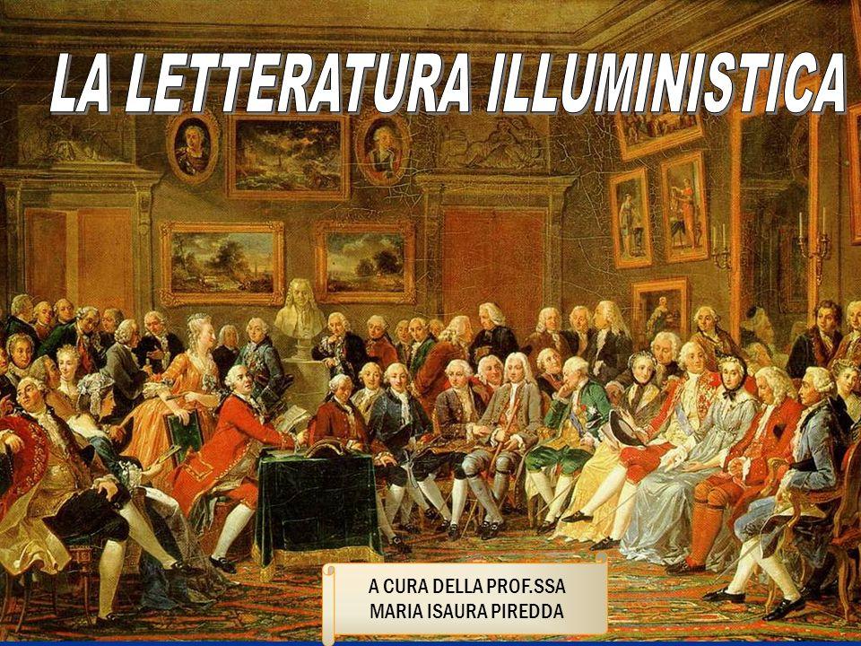 LA LETTERATURA ILLUMINISTICA