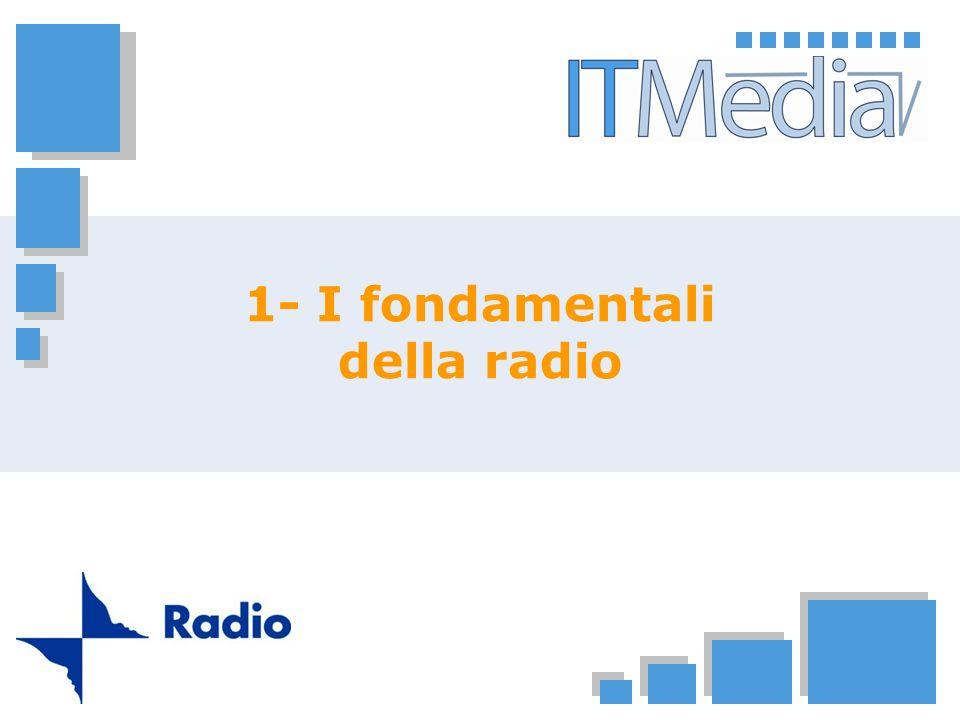1- I fondamentali della radio