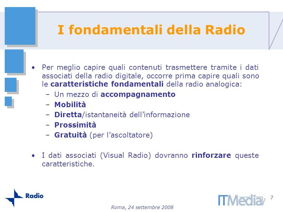 I fondamentali della Radio