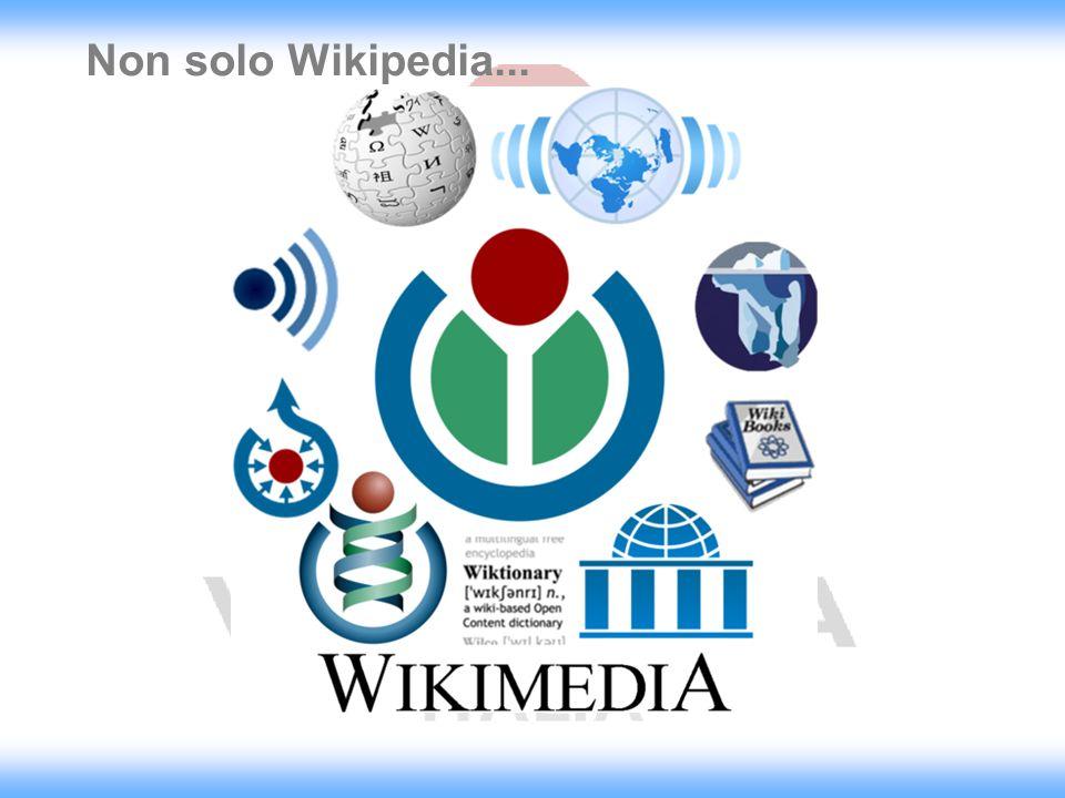 Non solo Wikipedia...