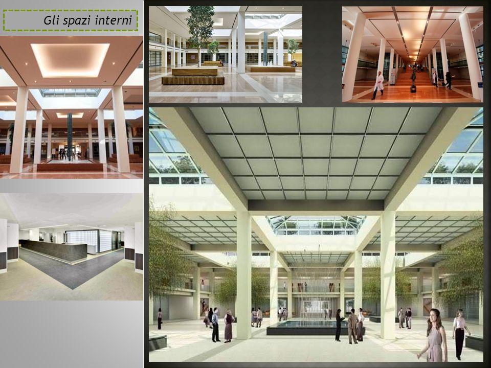 Studio altieri von gerkan marg e partner progettazione - Progettazione spazi interni ...