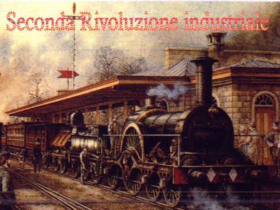 Seconda Rivoluzione industriale