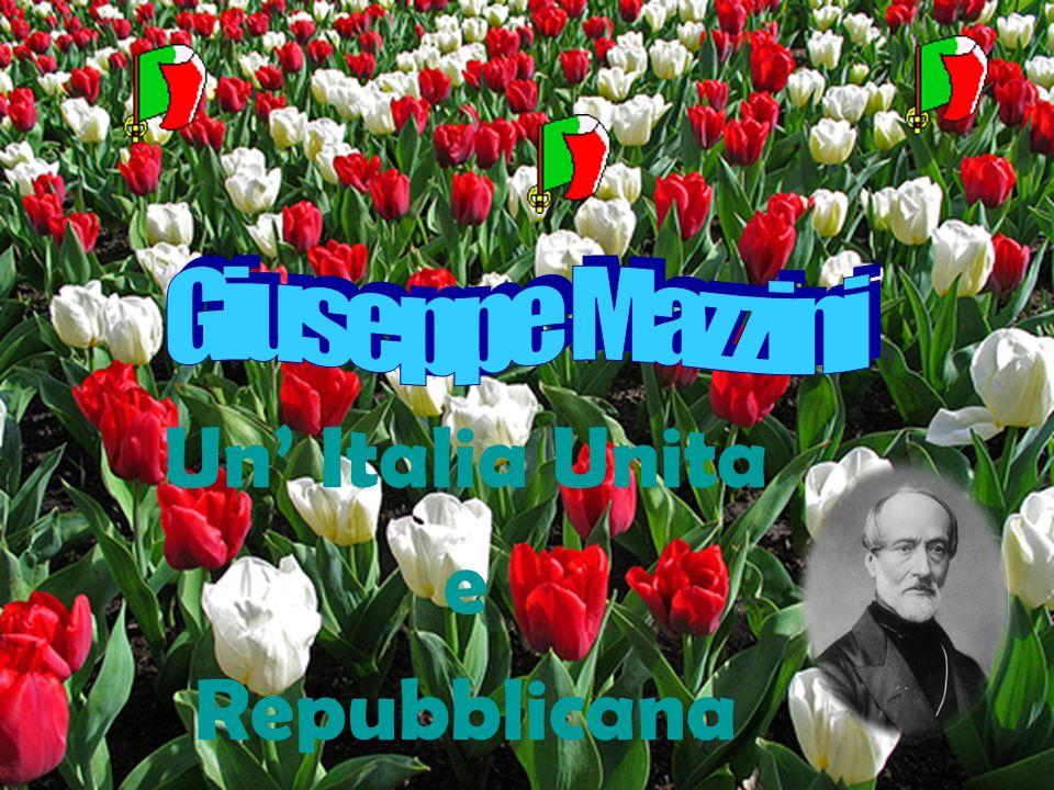 Un' Italia Unita e Repubblicana