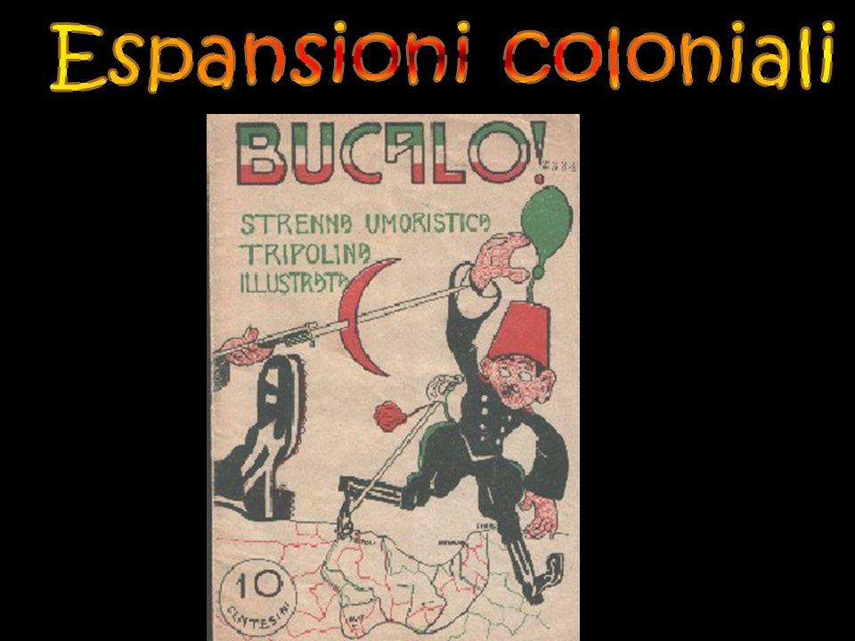 Espansioni coloniali