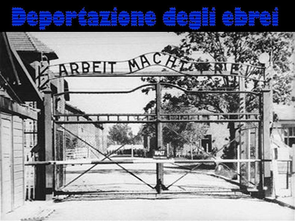 Deportazione degli ebrei