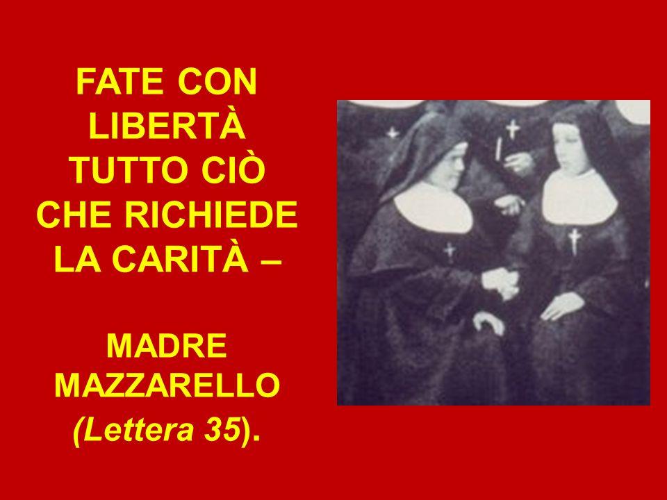 MADRE MAZZARELLO (Lettera 35).