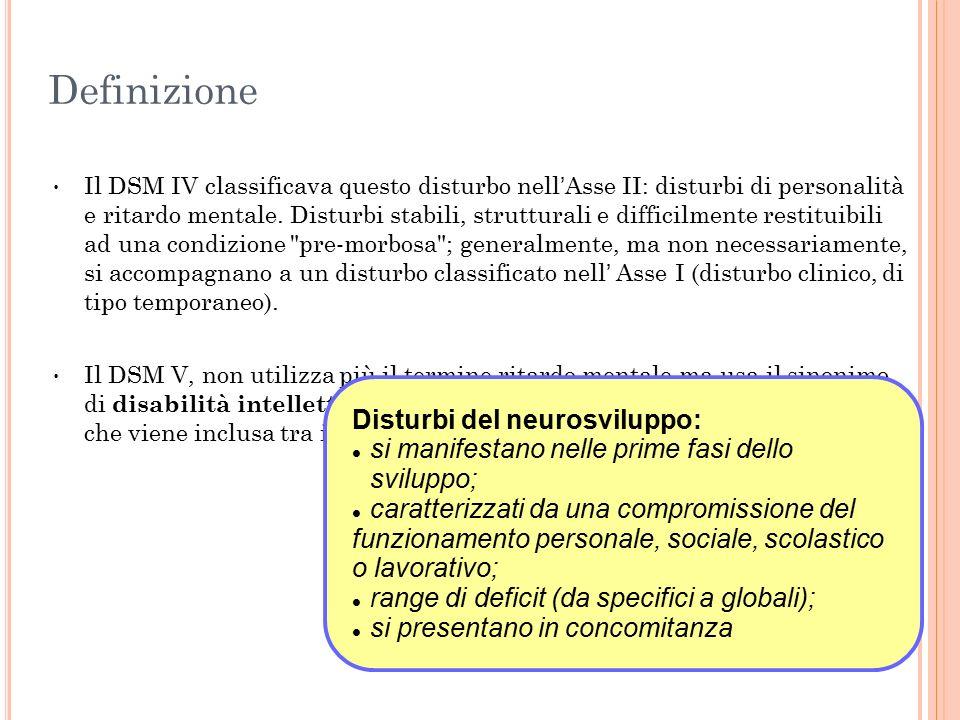 Neuropsichiatria infantile ppt scaricare for Sinonimo di personalita
