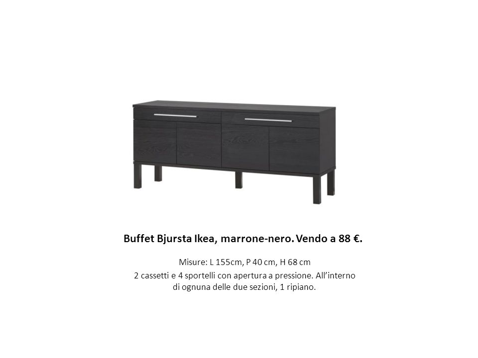Mobili in vendita 4 dicembre ppt scaricare - Porta banana ikea ...