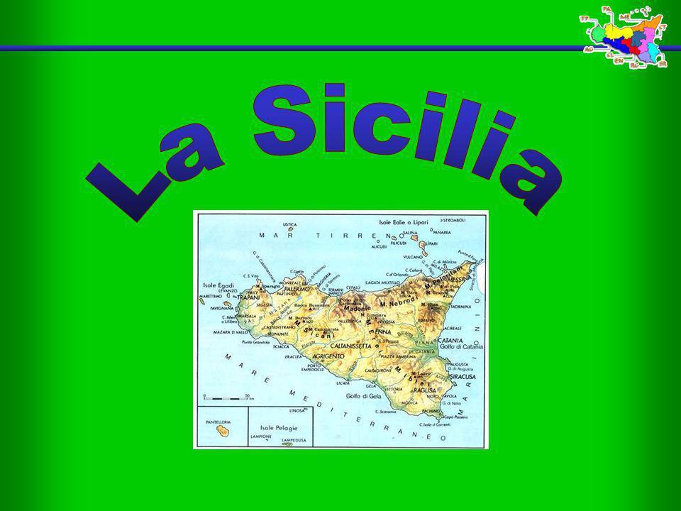 La Sicilia Deckblatt